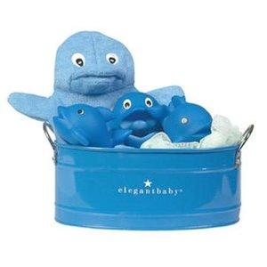 Brinquedinho para a hora do banho