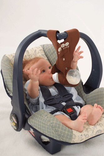 Para o bebê mamar com ou sem as mãos