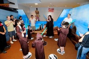 Seu filho pode virar um Jedi
