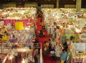 Começa hoje a feira para gestantes no Riocentro