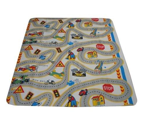 O tapete que o seu filho tem que ter