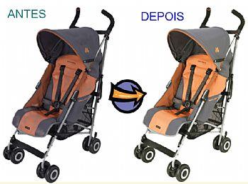 Carrinhos de Bebê novos de novo