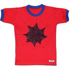 Camisetas divertidas para os meninos