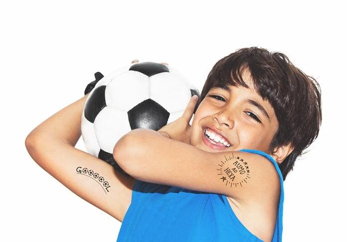 tatuagem copa do mundo
