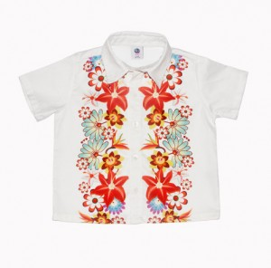 01_Camisa manga curta Louxinfant