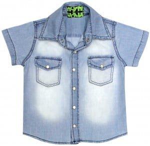 04 - Nosh - Camisa Jeans Clara - R$ 209,00