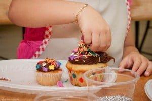 Oficina de Cupcakes - Center Shopping Rio