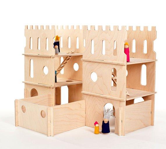 castelo de madeira2 - Monarquia