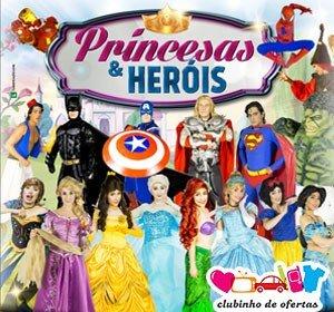 Princesas e heróis
