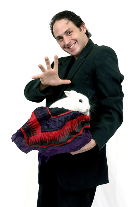 Mágico Richard Goulart