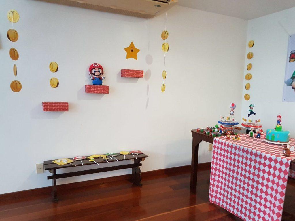 festa Mario Bros