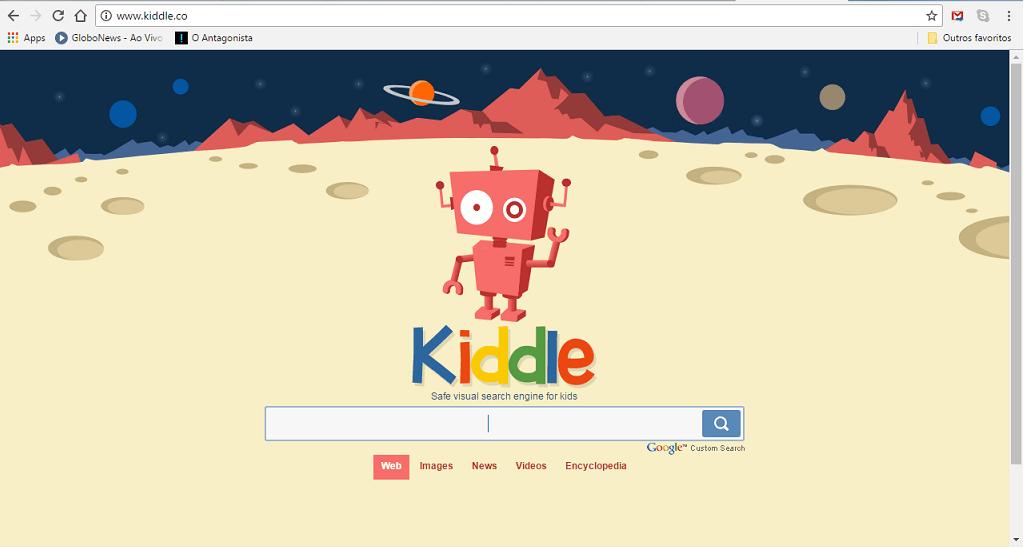 Google para crianças