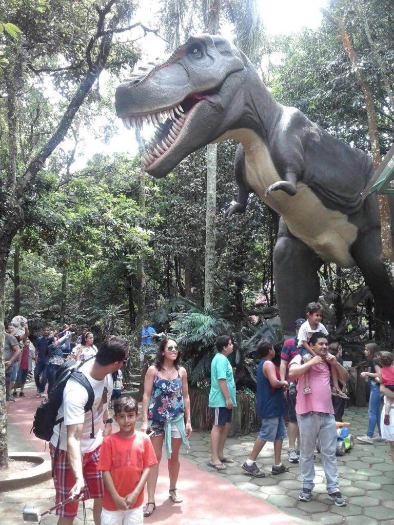 Mundo dos Dinossauros