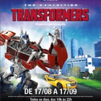 exposição transformers