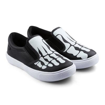 pés de esqueleto