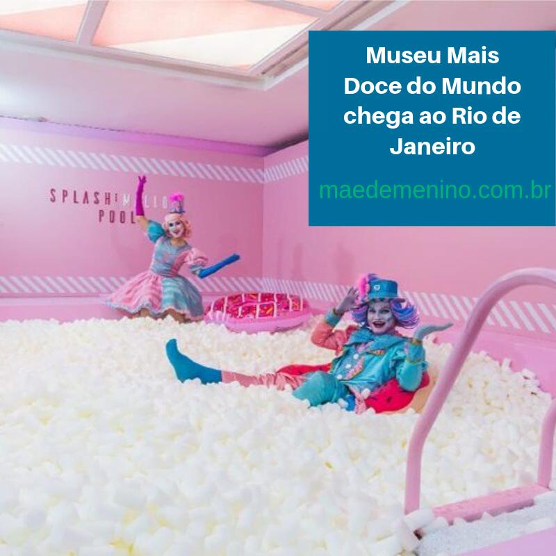 Museu mais doce do mundo