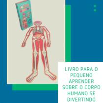livro corpo humano