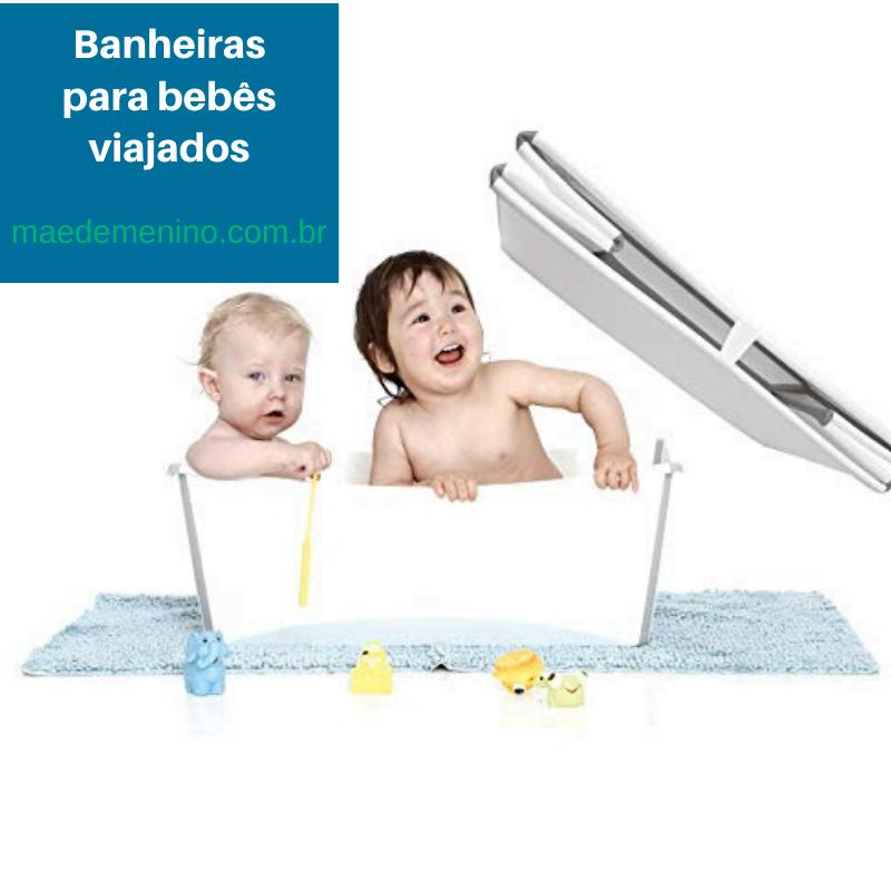 banheiras para viagens