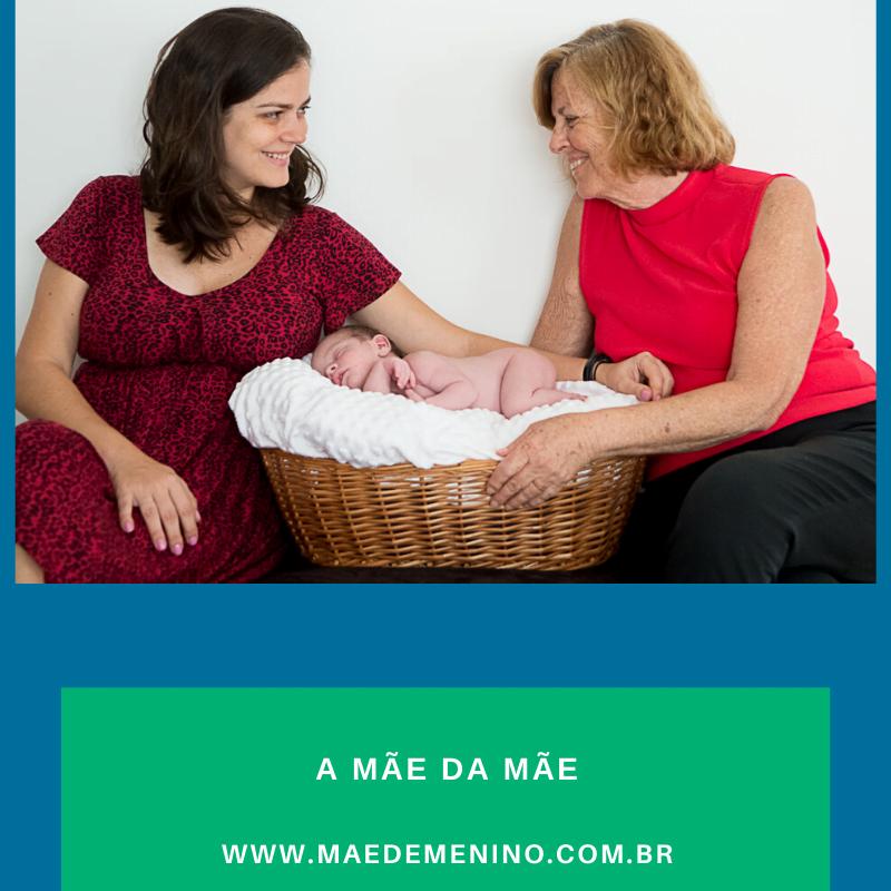 A mãe da mãe