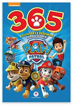 365 atividades patrulha canina
