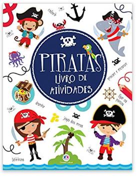 Piratas: Livro de Atividades