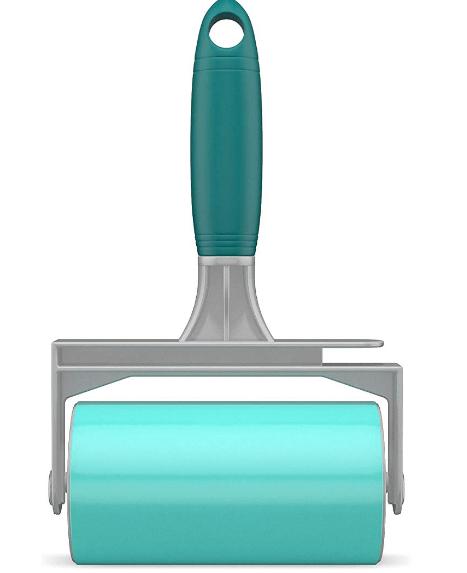 Rolo adesivo lavável