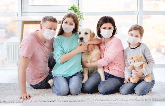 Família de máscar