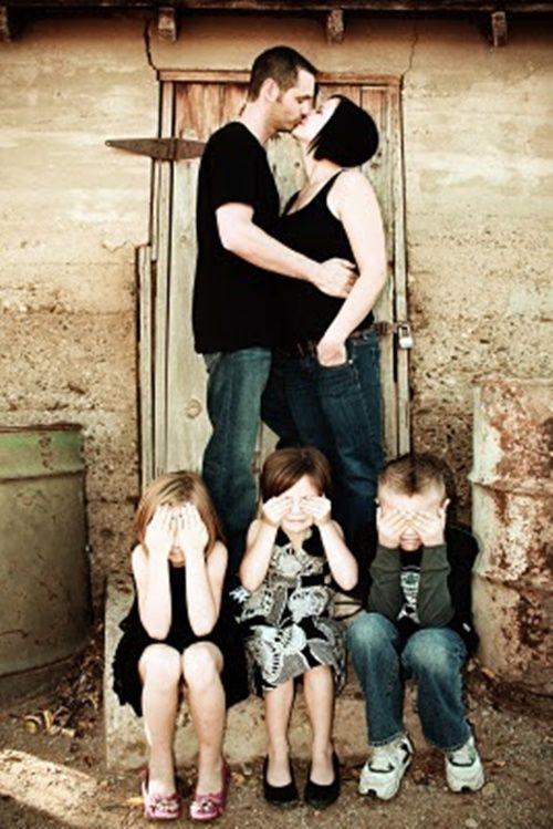 Ensaio em família
