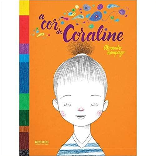 Livros infantis: A Cor de Coraline