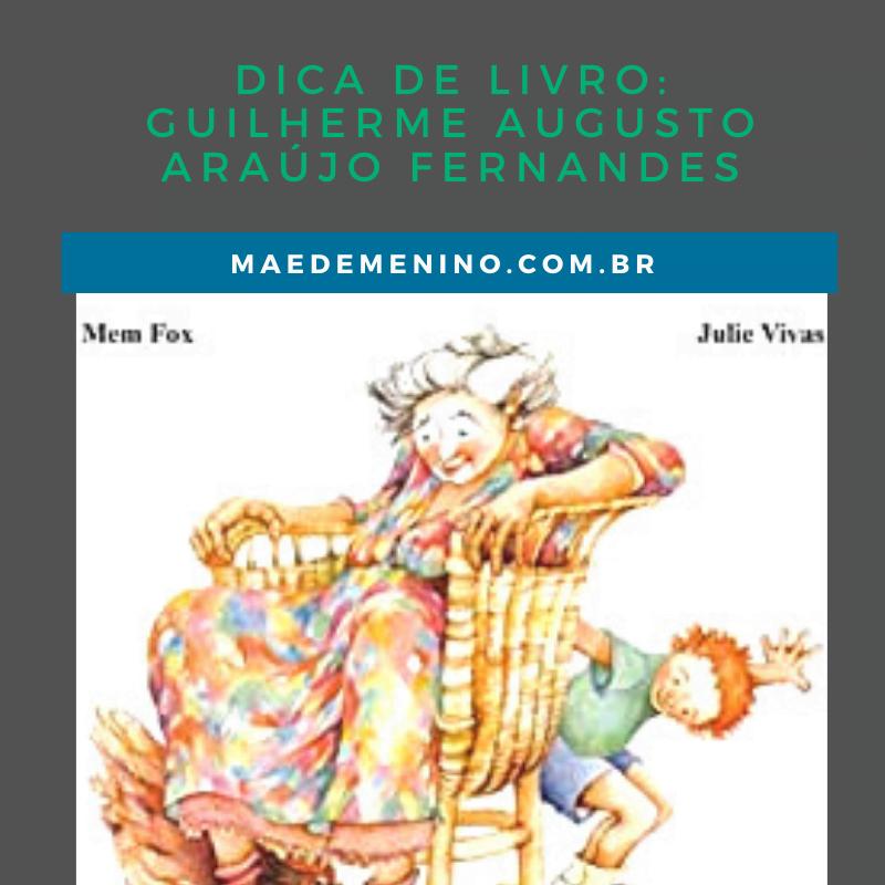 Dica de livro: Guilherme Augusto Araújo Fernandes