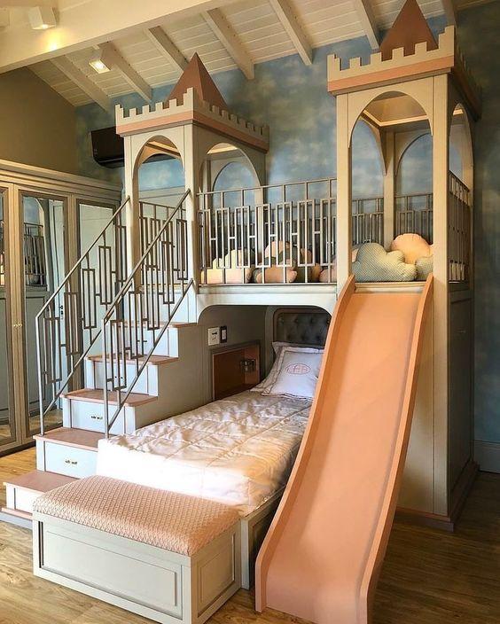 cama castelo