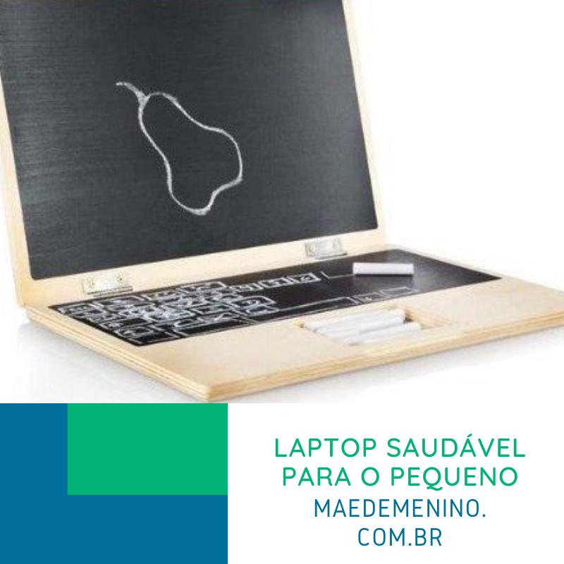 laptop saudável