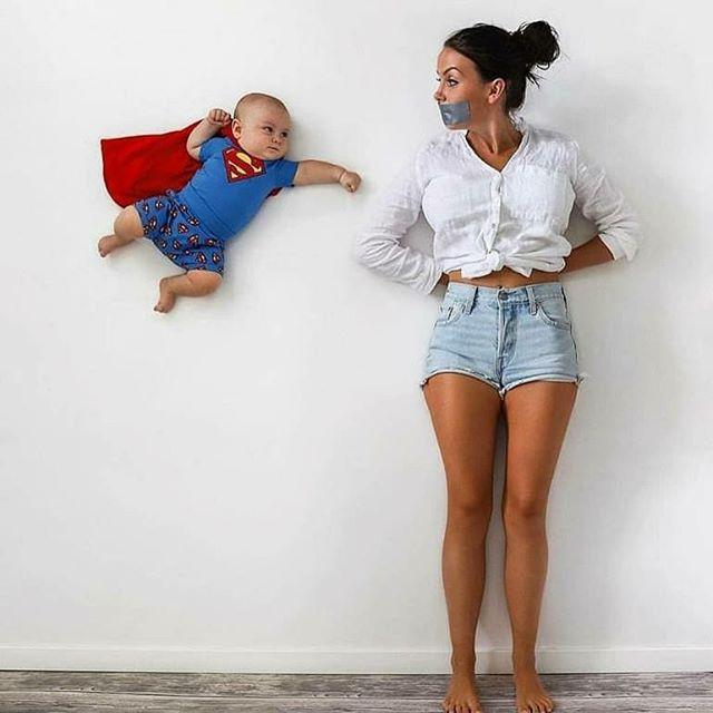 Sexta inspiradora: fotos criativas com crianças