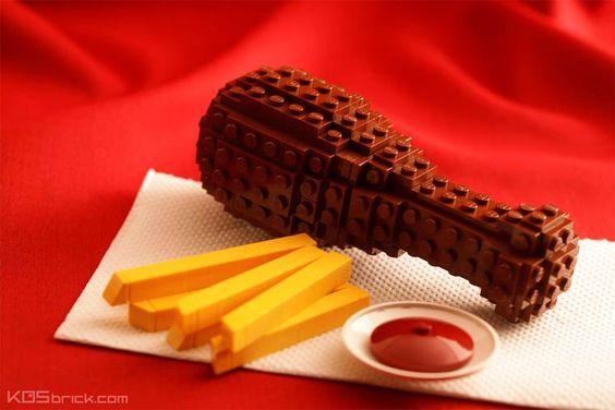 comida de lego