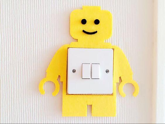 Lego no banheiro