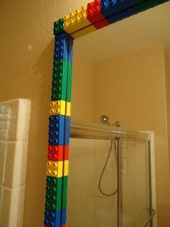 espelho de Lego